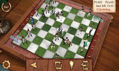 チェス・ウォー:ボロジノ スクリーンショット1