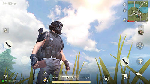 Knives out screenshot 1