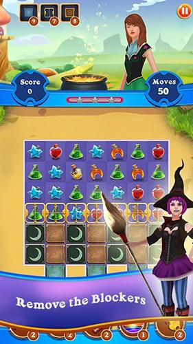 Magic puzzle: Match 3 game Screenshot