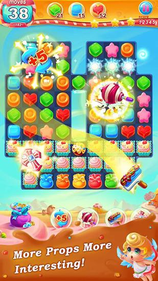 Candy paradise для Android