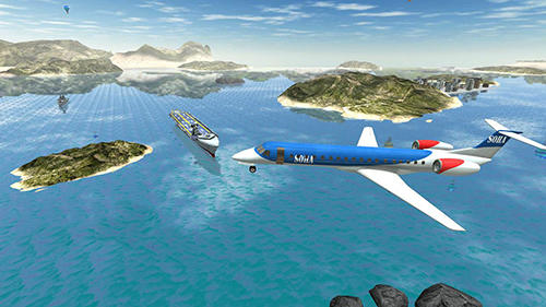 Simuladores de voo Flight sim 2019 em portugues