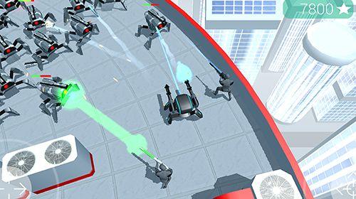 Juegos de acción: descarga Ciberesfera en línea a tu teléfono
