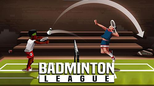 логотип Лига бадминтона