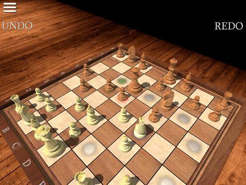 The chess auf Deutsch