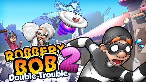 logo Robbery Bob 2: Double trouble
