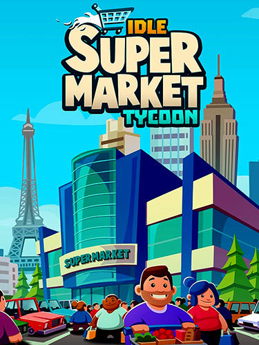 Idle supermarket tycoon: Shop capturas de pantalla