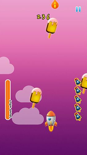 Arcade Crazy plane für das Smartphone