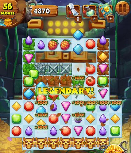 Jungle mash für Android
