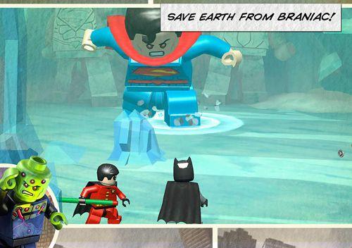 Action: Lade LEGO Batman: Beyond Gotham auf dein Handy herunter