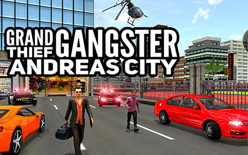 Grand thief gangster Andreas city screenshot 1
