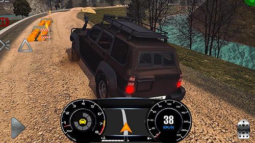Simulator-Spiele Real driving sim für das Smartphone