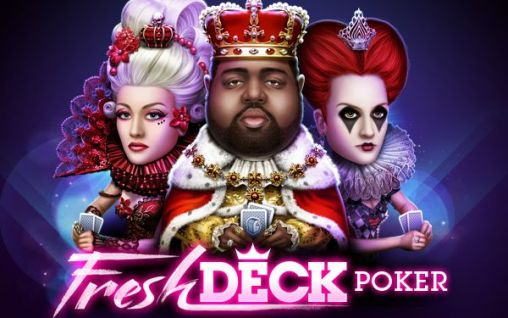 Fresh deck: Poker - Live holdem captura de pantalla 1