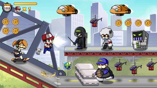 Arcade-Spiele Cosmic fantasy für das Smartphone