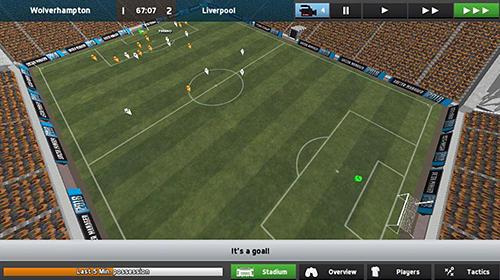 Soccer manager 2018 capture d'écran 1