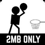 Basketball black Symbol