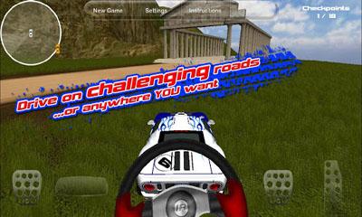 Rennspiele Island Racer für das Smartphone