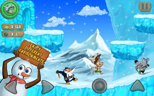 Jungle adventures 2 screenshot 1
