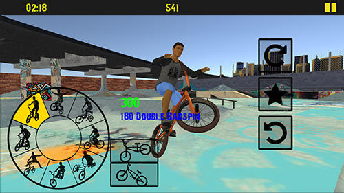 BMX Freestyle extreme 3D 2 auf Deutsch
