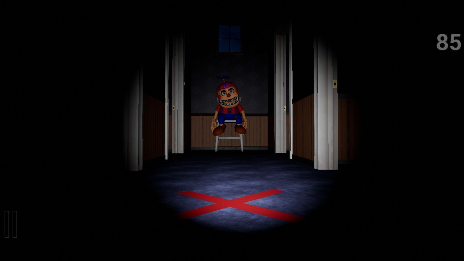 Five Night's at Freddy's: HW captura de pantalla 1