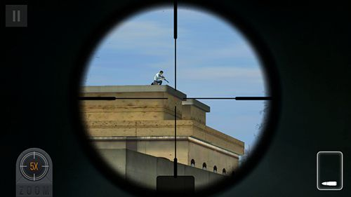 Sniper 3D assassin: Shoot to kill на русском языке