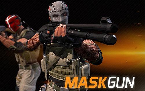 Maskgun: Multiplayer FPS capture d'écran 1