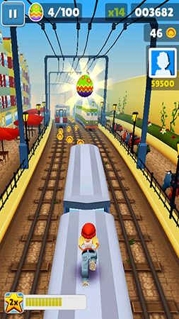 Subway surfers: World tour Rome para Android