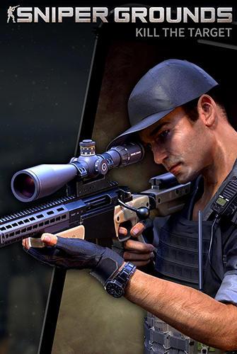 Sniper grounds: Kill the target Screenshot