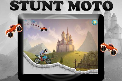 logo Stunt Moto Experimente