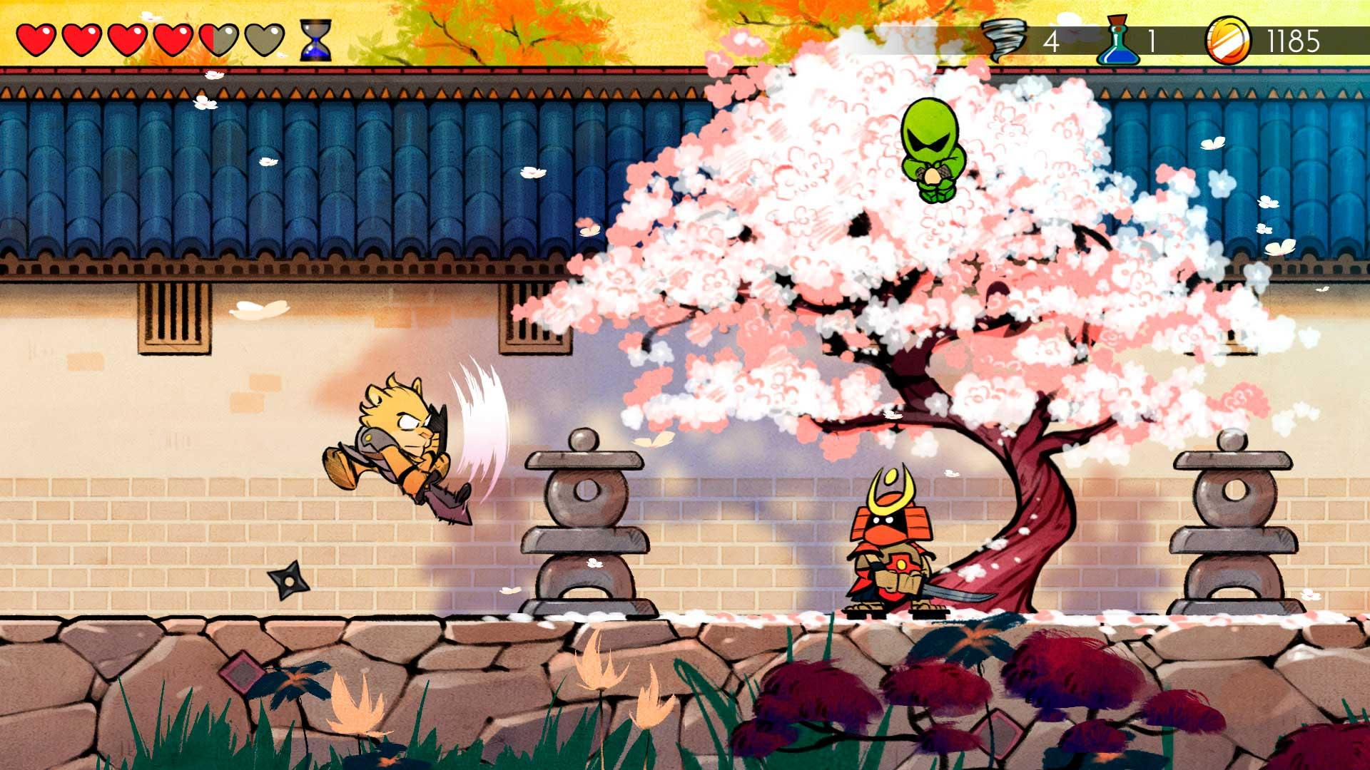 Android用 Wonder Boy: The Dragon's Trap