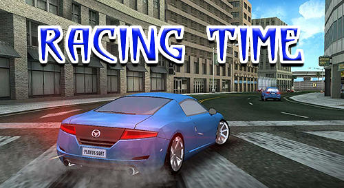 Racing time ícone