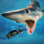 Shark simulator 2018 Symbol