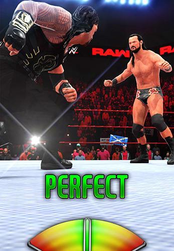 WWE universe英语