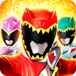 Saban's power rangers: Dino charge. Rumble Symbol
