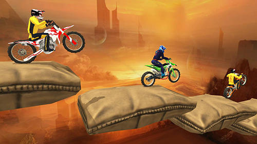 Bike racer 2018 Screenshot