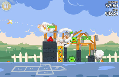 Angry Birds: Back to School für iPhone