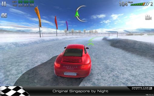 Sports car challenge 2 für Android