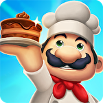 Idle cooking tycoon: Tap chef Symbol