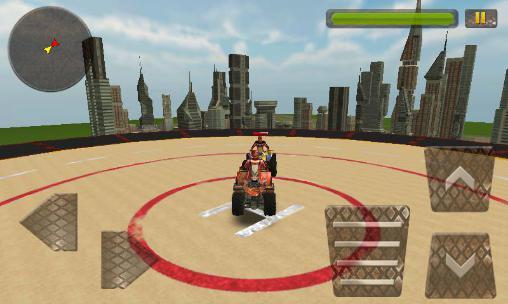 Rooftop demolition derby 3D für Android