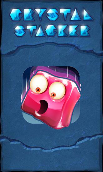 Crystal stacker Screenshot