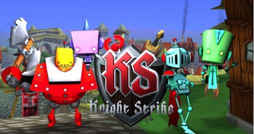Knight strike Screenshot