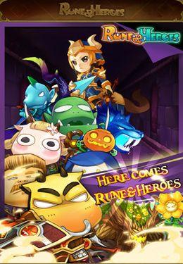 Arcade-Spiele: Lade Zeichen und Helden auf dein Handy herunter