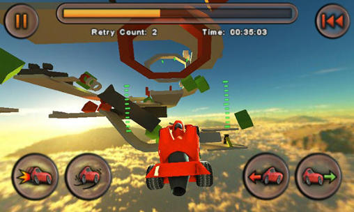 Jet car stunts for Android