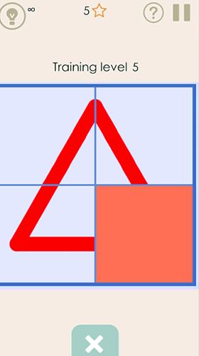 Drawing puzzle solution: Train your brain pour Android