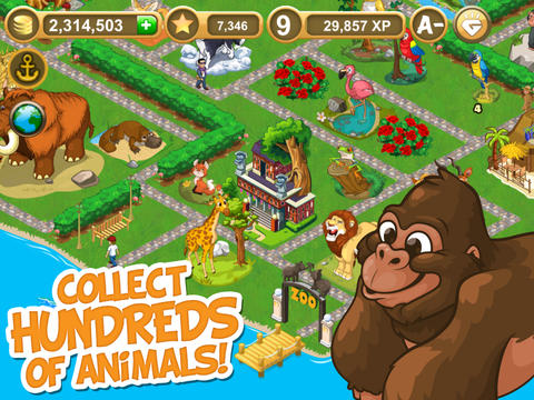 Tap Zoo for iPhone for free