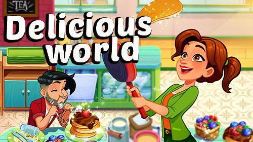 Delicious world: Cooking game captura de tela 1