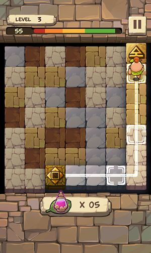 Caveboy escape für Android