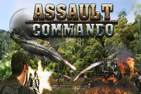 logo Commando d'assaut