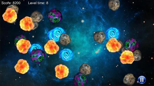 Meteor guns Screenshot