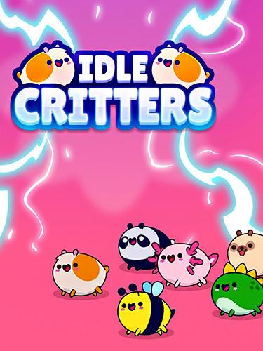 标志Idle critters