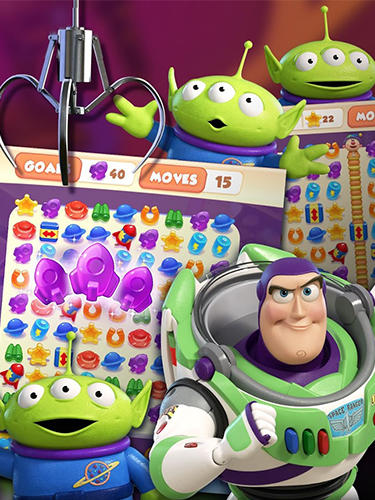 Toy story drop! You've got a friend in match-3! Screenshot